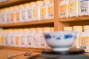Chinese herb pharmacy of David Lerner, L.Ac., Seattle, WA and Olympia, WA